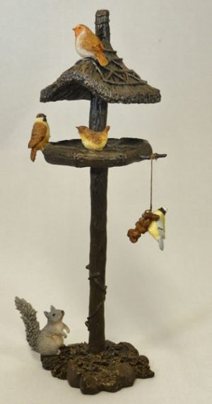 Bird Table by Bowbrook Studios