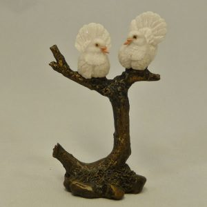 Mini Pair of Doves Bowbrook Studios