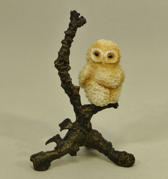 Mini Owl by Bowbrook Studios