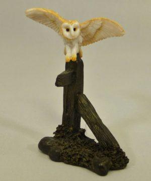 Barn Owl by Bowbrook Studios