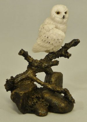 Snowy Owl by Bowbrook Studios