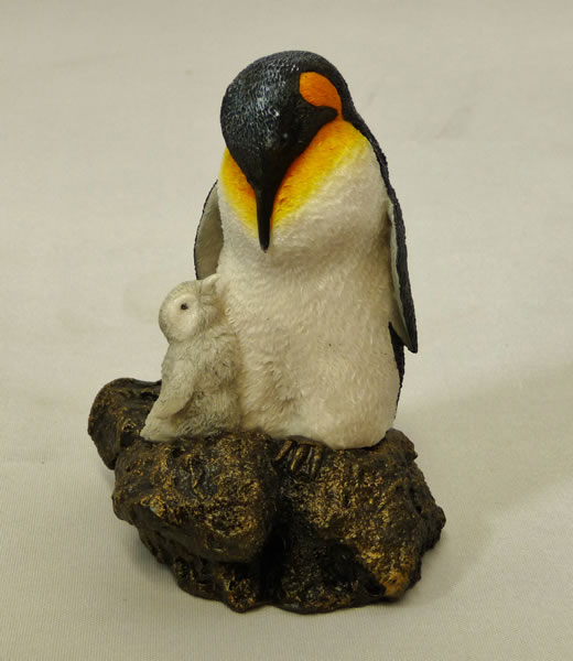 Penguin and Chick by Bowbrook Studios