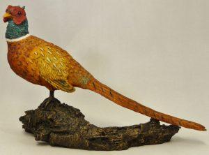 Medium Pheasant by Bowbrook Studios