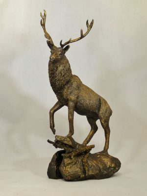 Stag by Bowbrook Studios