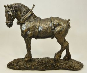 Shire Horse by Bowbrook Studios