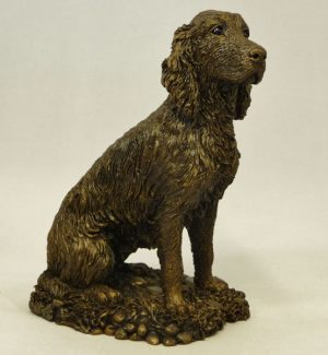 Springer Spaniel (Medium) by Bowbrook Studios