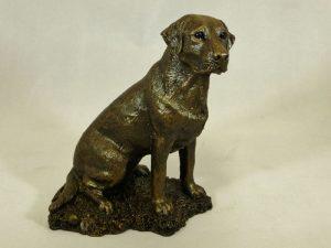 Labrador Sitting by Bowbrook Studios