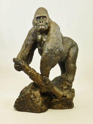 Standing Gorilla by Bowbrook Studios