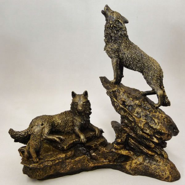 Wolf Family by Bowbrook Studios