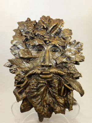 Green Man L by Bowbrook Studios