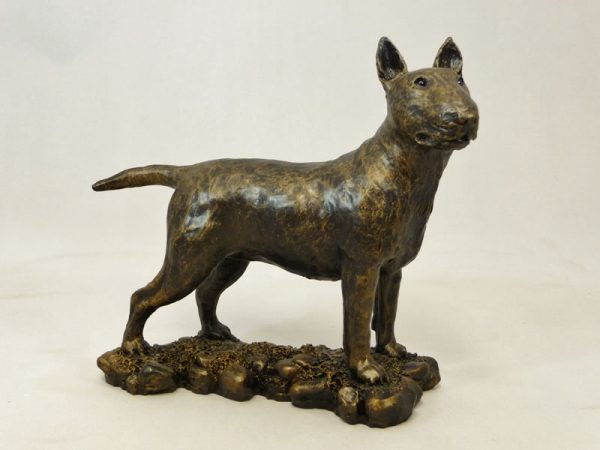 nglish Bull Terrier by Bowbrook Studios