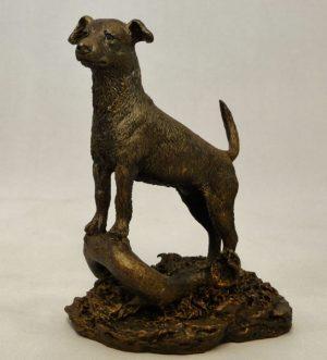 Jack Russel Terrier by Bowbrook Studios